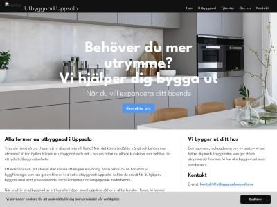 www.utbyggnaduppsala.se