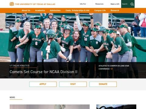 Sophie Rutenbar Becomes U. T. Dallas'