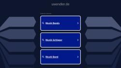 www.uwendler.de Vorschau, Die drei Burgen