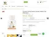 Natural Immunity Booster Supplement and Anti Inflammatory