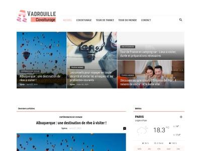 Vadrouille-Covoiturage.com : offres de covoiturage