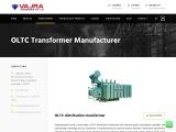 Best OLTC Distribution Transformer Manufacturer in Hyderabad