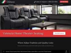 Valencia Theater Seating