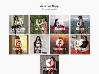 screenshot valentinanappi.com