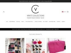 Vanity Collections Promo Codes 2019