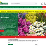 Garden Ready Plants – Buy 2 or more packs and save £2.50 each pack