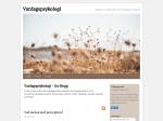 Vardagspsykologi - En blogg