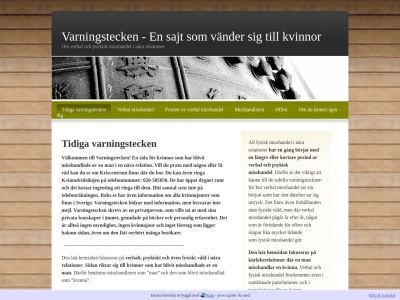www.varningstecken.n.nu