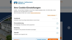 www.vb-vilshofen.de Vorschau, Volksbank Vilshofen eG