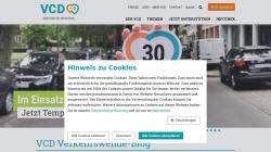 www.vcd.org Vorschau, VCD Verkehrsclub Deutschland e. V.