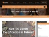 Iso 22000 Certification Bahrain
