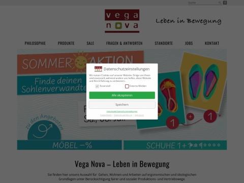 Vega Nova  Biotop Schuhe und Möbel GmbH
