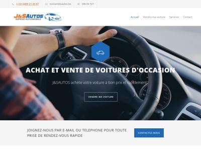 J&S Autos - Reprise automobile