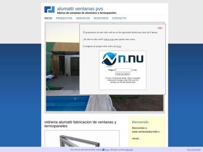 www.ventanasalumatti.n.nu