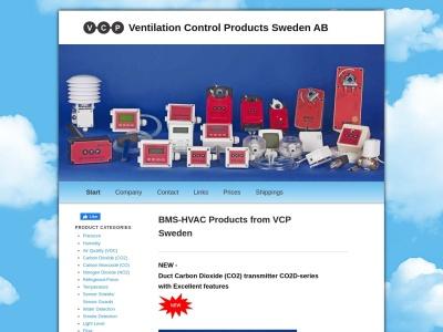 www.ventilationcontrolproducts.net