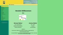 www.vereins-meyer-software.de Vorschau, Kleingartenvereinssoftware, Britta Vahl