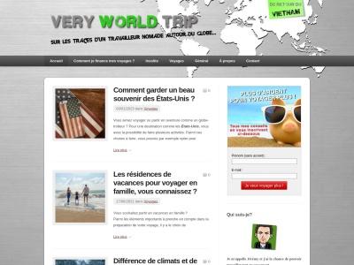 Very World Trip : Carnets de voyage