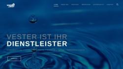 www.vester-dienstleistung.de Vorschau, Vester Reinigungs GmbH
