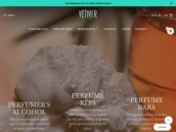 Vetiver Aromatics