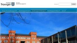 www.vgme.thueringen.de Vorschau, Verwaltungsgericht Meiningen