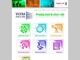 Webseite VICENA – SIETE - http://www.vicena-siete.sk