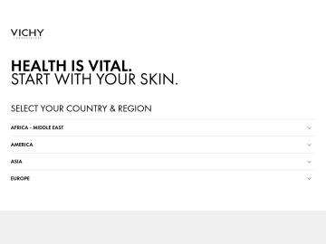 http://www.vichy.com