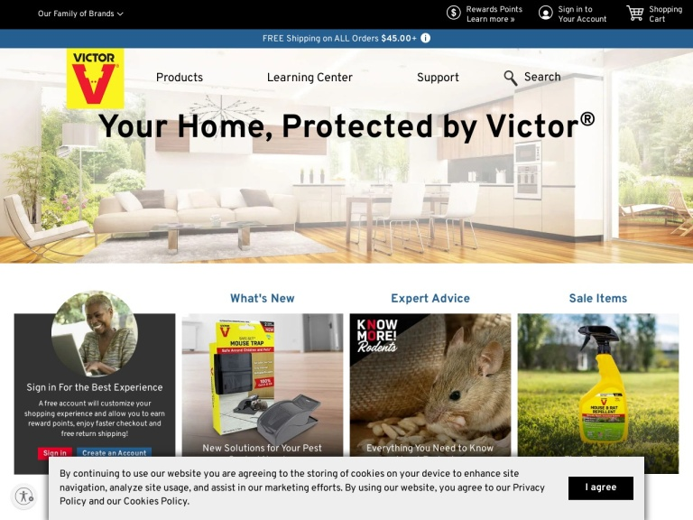 www.victorpest.com Coupon Codes