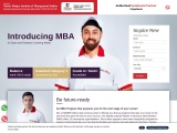 Executive MBA Programme – NMIMS Chennai
