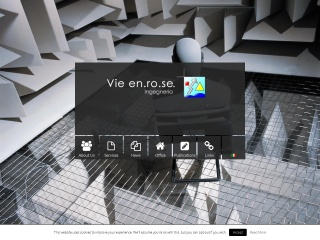screenshot vienrose.it