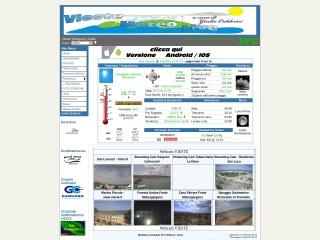 screenshot viestemeteolive.com