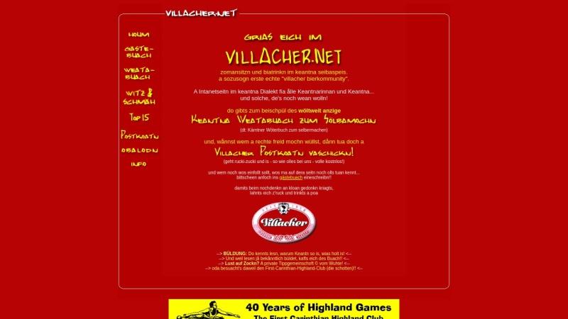 www.villacher.net Vorschau, Das Villacher