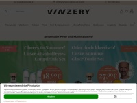 Vinzery Coupons in August 2021