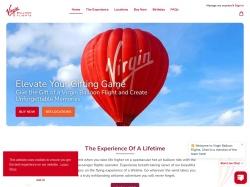 virginballoonflights.co.uk Promo Codes