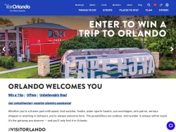 Orlando Tickets | Theme Parks, Attractions & Hotel Deals