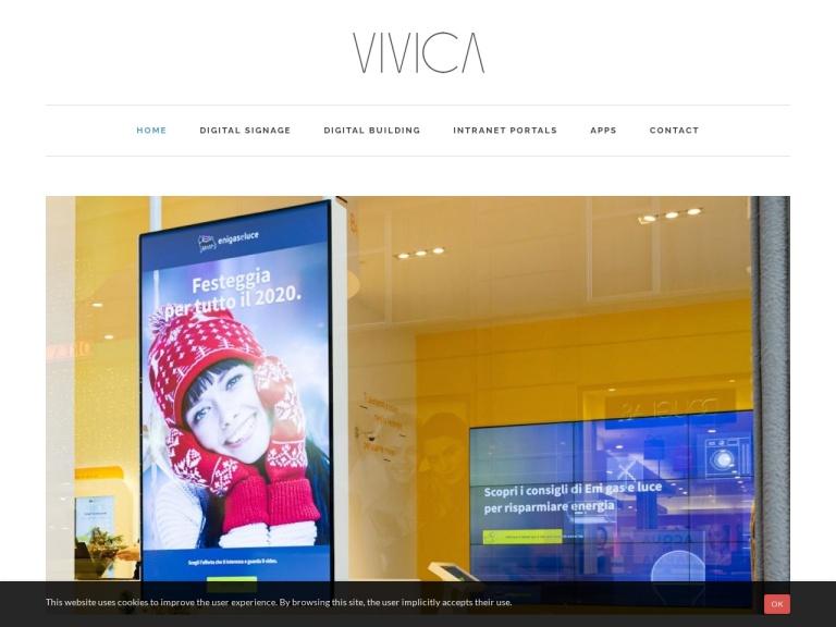Vivica screenshot