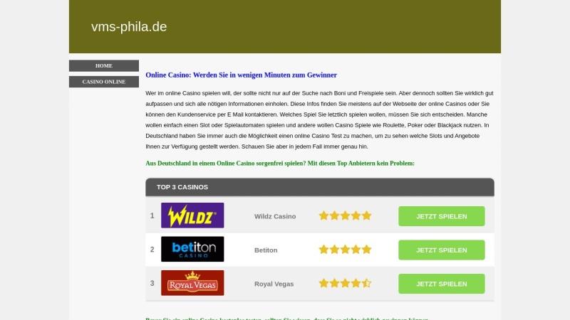 www.vms-phila.de Vorschau, VMS Vereinigung der Motivsammler an der Saar