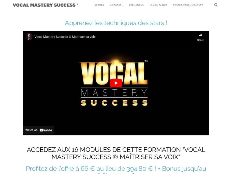 vms2 ® vol.1 - maitriser sa voix + bonus
