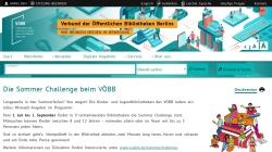 www.voebb.de Vorschau, Verbund Öffentlicher Bibliotheken Berlins (VÖBB)