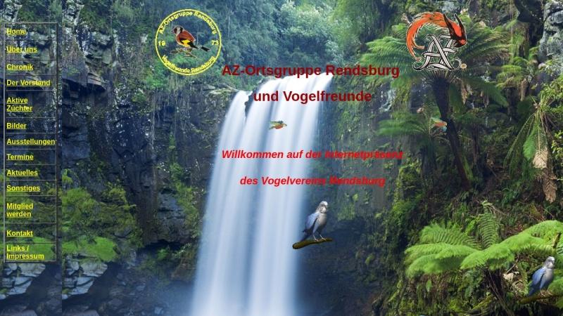 www.vogelverein-rendsburg.de Vorschau, Vogelverein Rendsburg