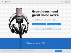 Voice123 coupon codes February 2018