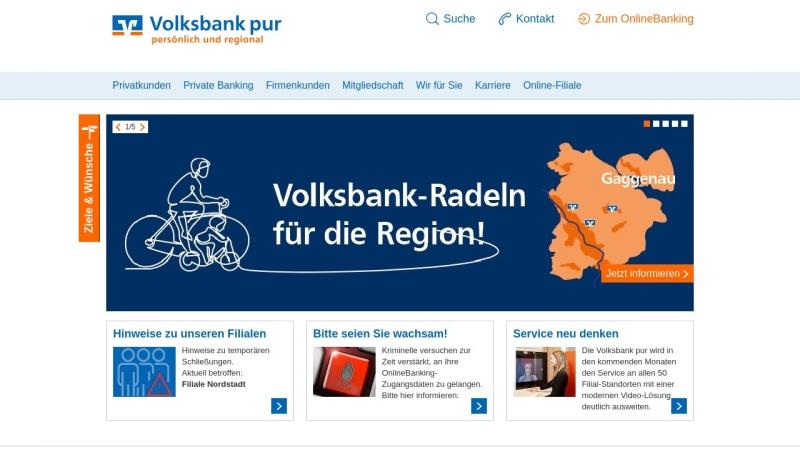 www.volksbank-karlsruhe.de Vorschau, Volksbank Karlsruhe