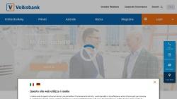 www.volksbank.it Vorschau, Südtiroler Volksbank Gen.m.b.H.