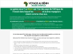 VOYAGE AU BENIN MODE D'EMPLOI