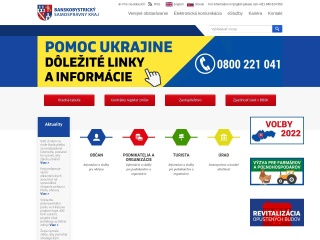 Screenshot stránky vucbb.sk