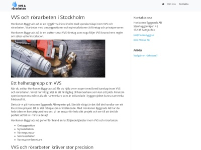 www.vvsstockholm.nu
