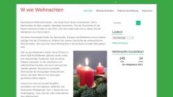 www.w-wie-weihnachten.de Vorschau, W wie Weihnachten - Jürgen Reschke