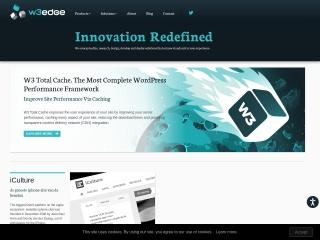 Capture d'écran pour w3-edge.com