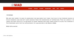 Wadappliances.co.uk