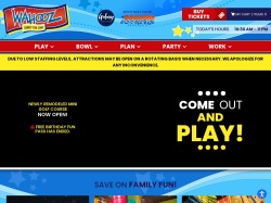Wahooz Family Fun Zone Coupon Codes