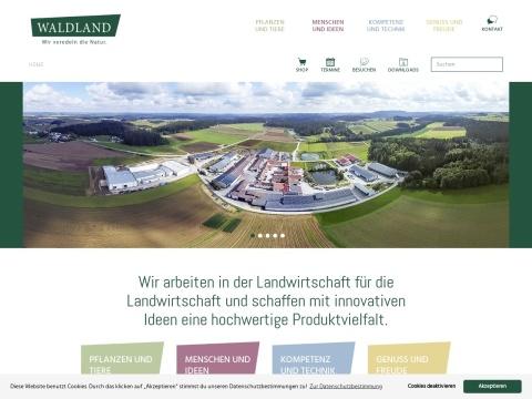 Waldland Naturstoffe - Leinen